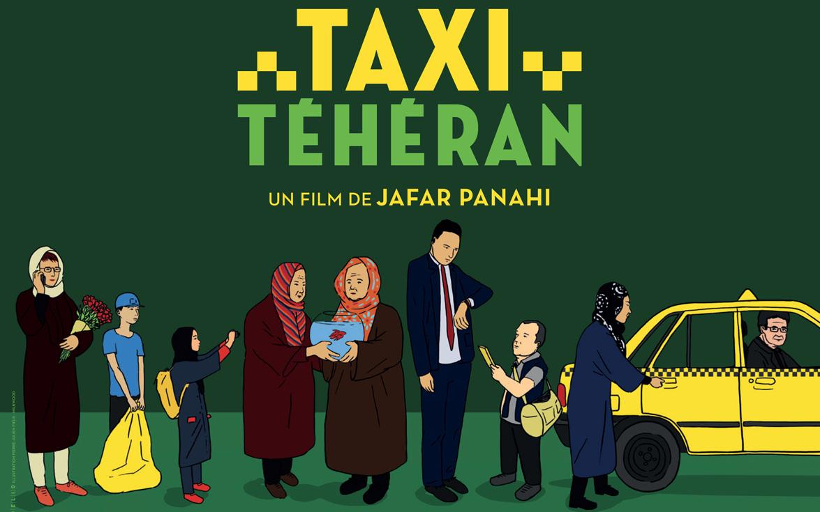 Taxi Teheran Streaming